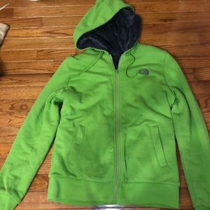 REVERSIBLE north have jacket
